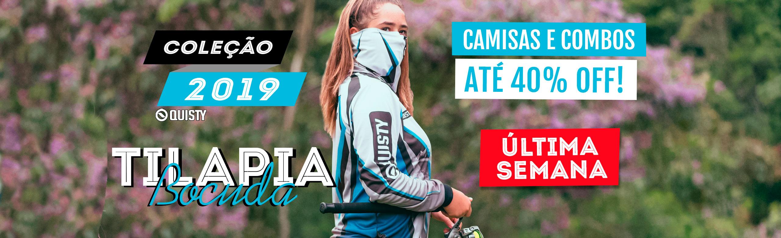 Tilápia Bocuda 2019