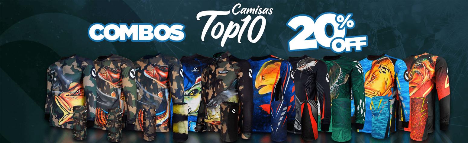 TOP 10 Camisas