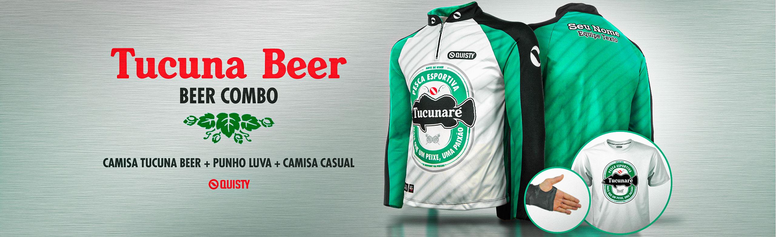 Tucuna Beer Beer Combo