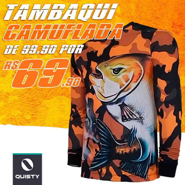 Tambaqui Camuflada