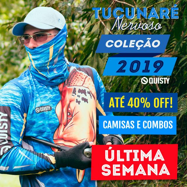 Tucunaré Nervoso 2019