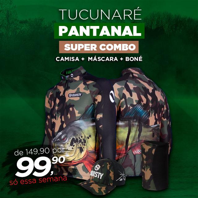 Tucunaré Pantanal Super Combo