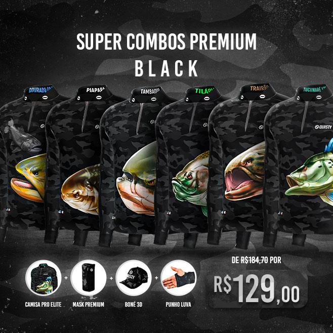 Super Combo Premium BLACK