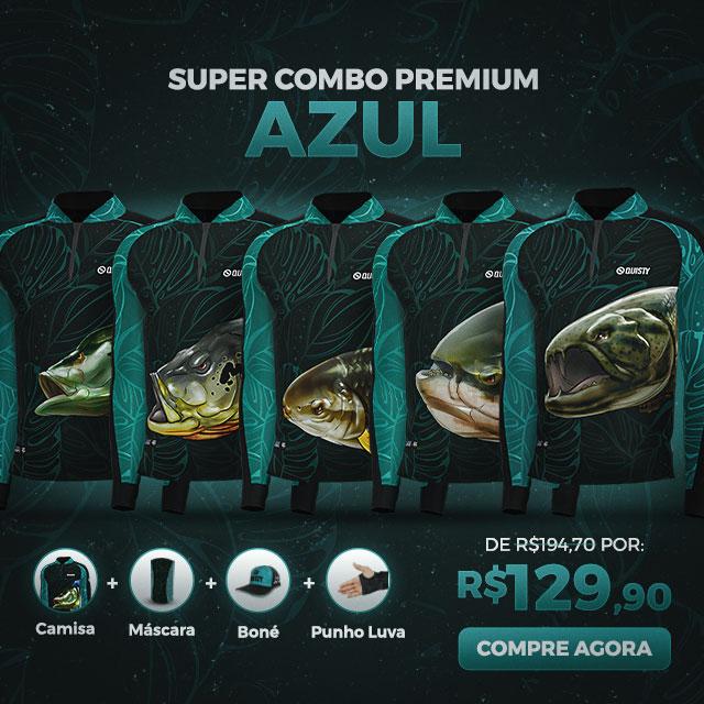 Super Combo Premium Azul