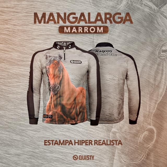 Banner Home Mangalarga Marchador Marrom