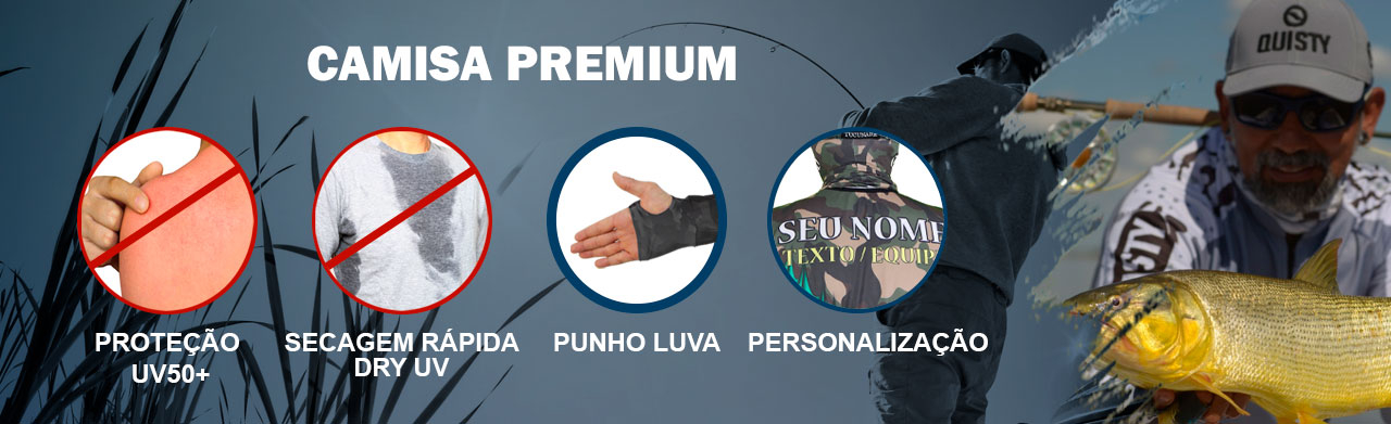 Camisas Premium ( Camisa + Punho Luva)