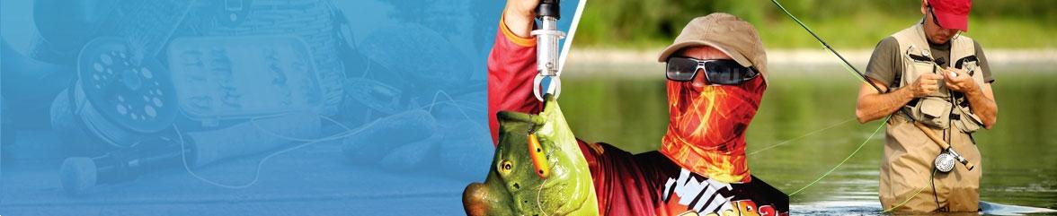 Máscara de Proteção Solar Pesca Esportiva