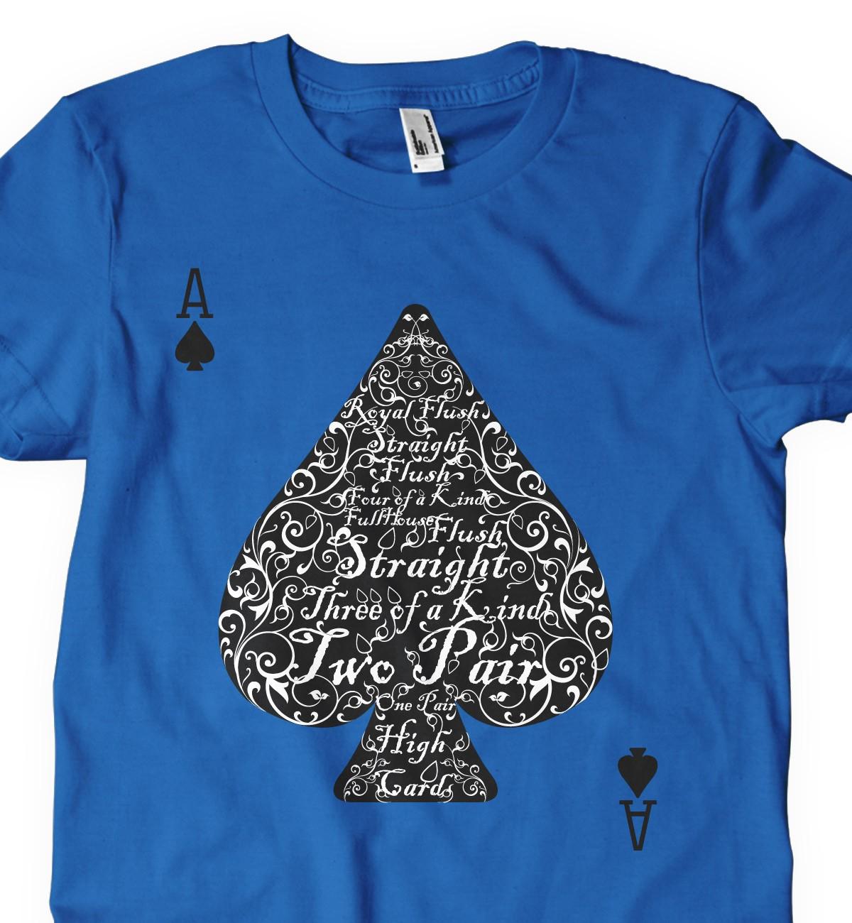 Poker azul