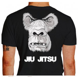 6b9da28f98 Camiseta - Jiu-Jitsu - Gorila Bad Boy Lisa