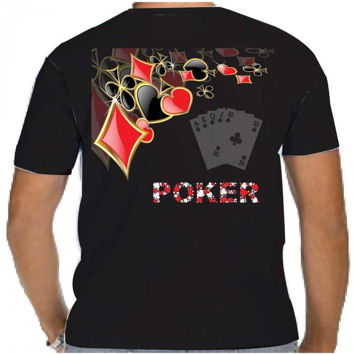 Camiseta Ndman Poker