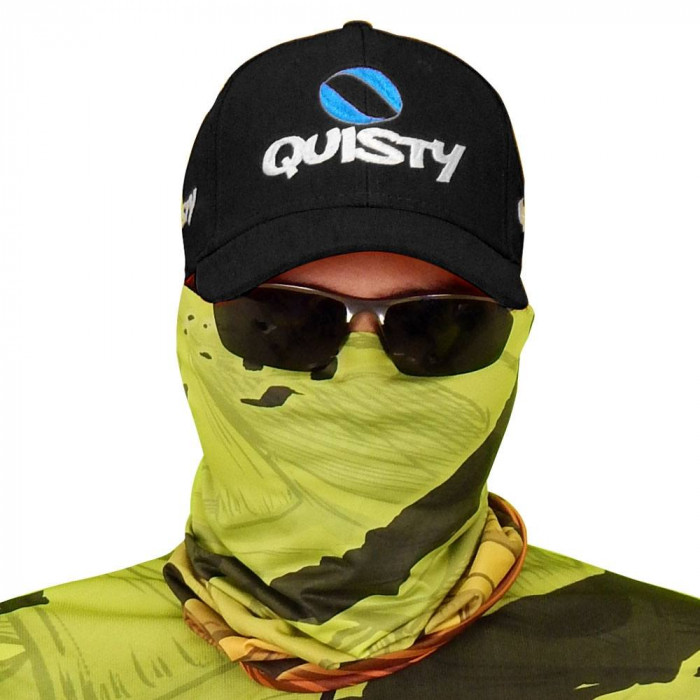 Máscara de Proteção Solar Tucunaré Skull Pesca Esportiva UV PROTECTION - Pesca Esportiva
