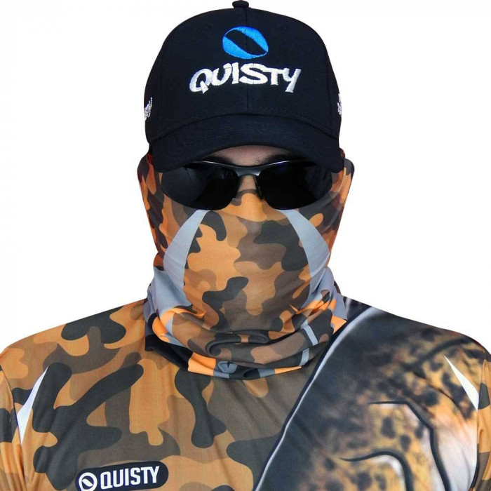 Máscara de Proteção Solar Bagre Bruto Fisgada Bruta DRY UV 50 PROTECTION