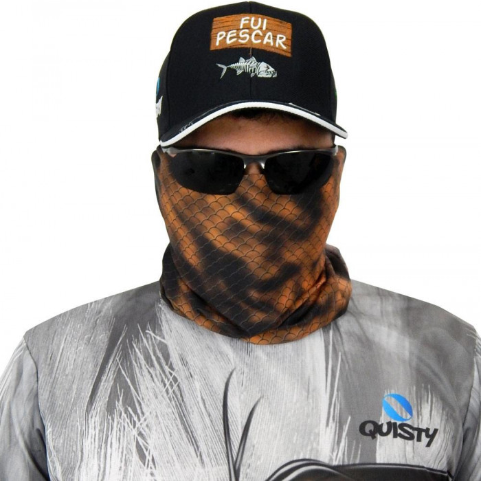 Máscara de Proteção Solar Bagre Bruto UV Protection