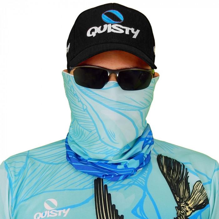 Máscara de Proteção Solar Dourado do Rio Skull Pesca Esportiva UV PROTECTION - Pesca Esportiva
