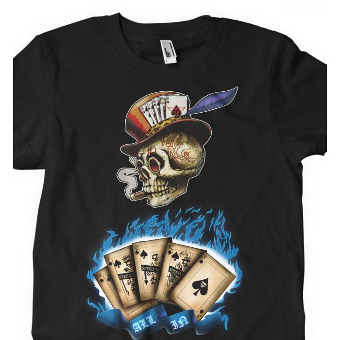 Camiseta All In Poker