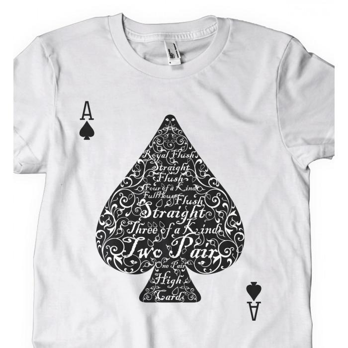 Camiseta As Poker