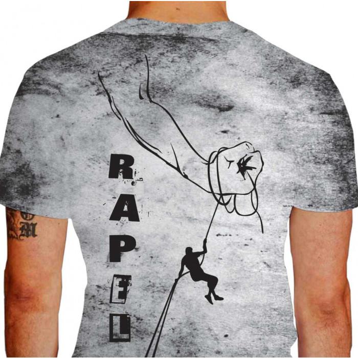 Camiseta Braço Forte Rapel 2 GRD