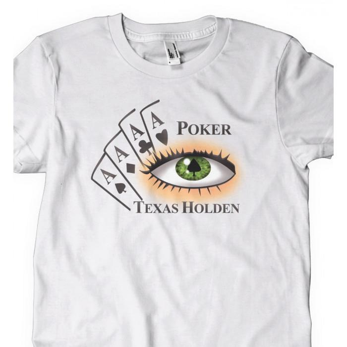 Camiseta Eyes Poker