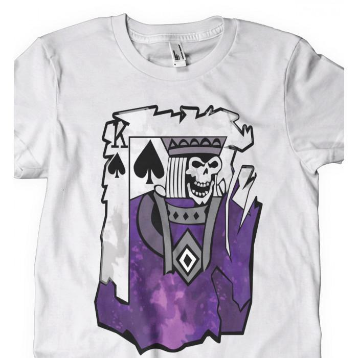 Camiseta King Poker