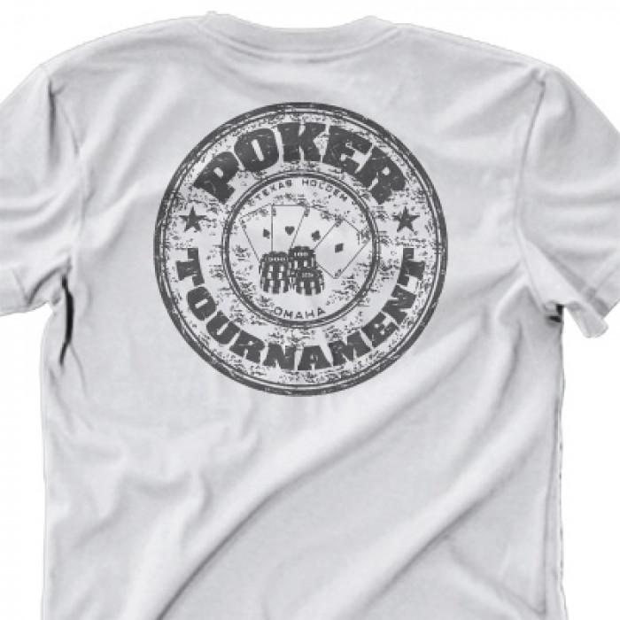 Camiseta Omaha Poker