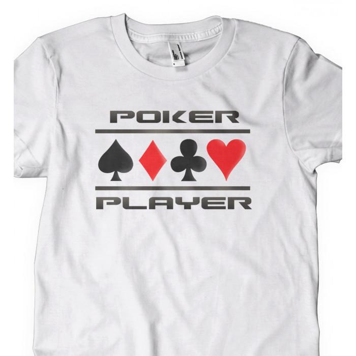 Camiseta Play Poker