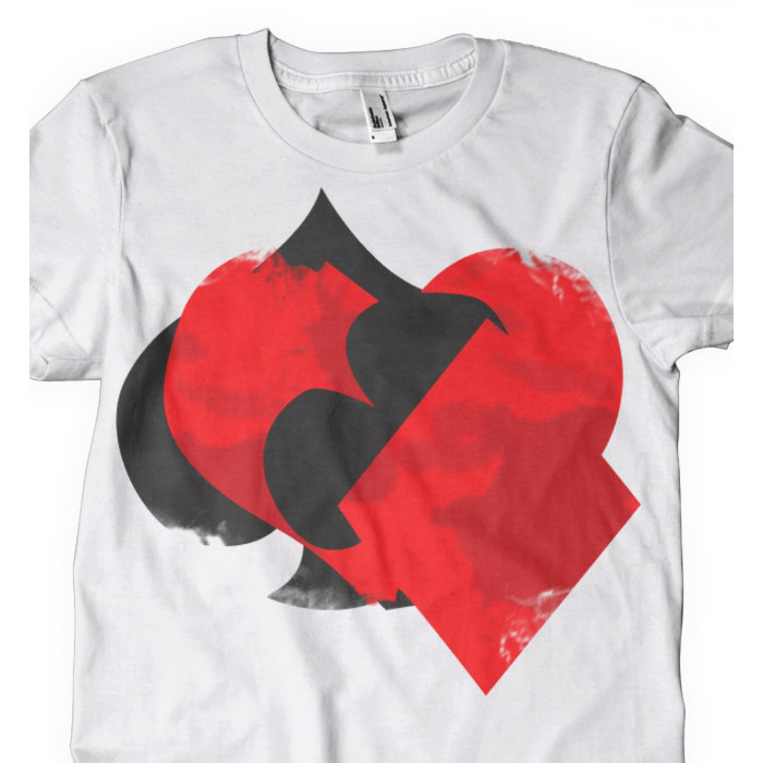 Camiseta Seq Poker
