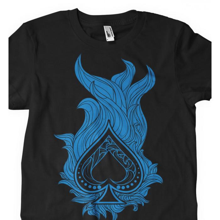 Camiseta Trb Nip Poker