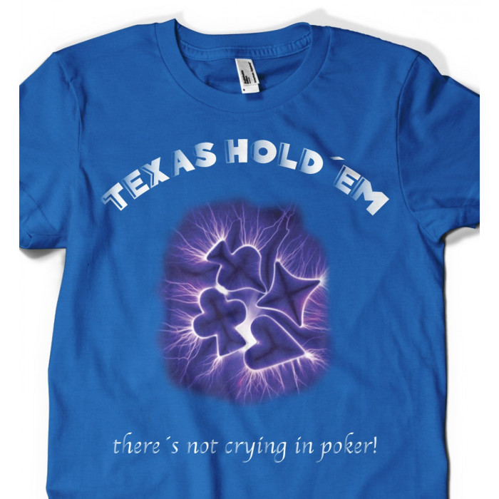 Camiseta Crying in Poker