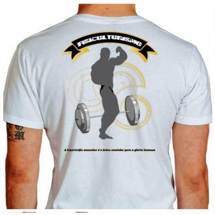 camiseta gloria fisiculturismo