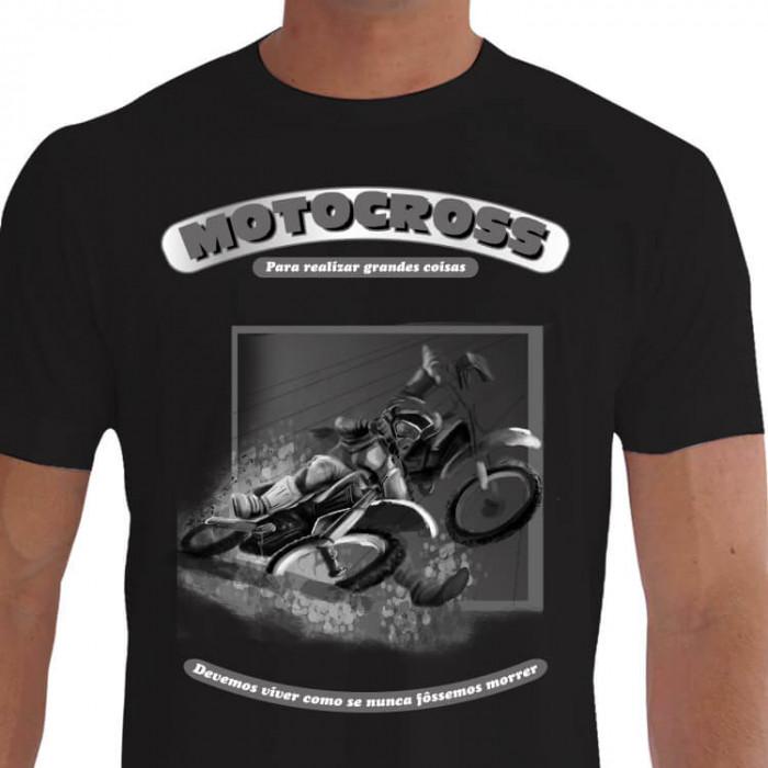 Camiseta GRDES Motocross