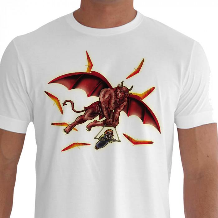 Camiseta - Asa Delta - Asas Deltas em Círculos Térmica Asa Avança Nervosa