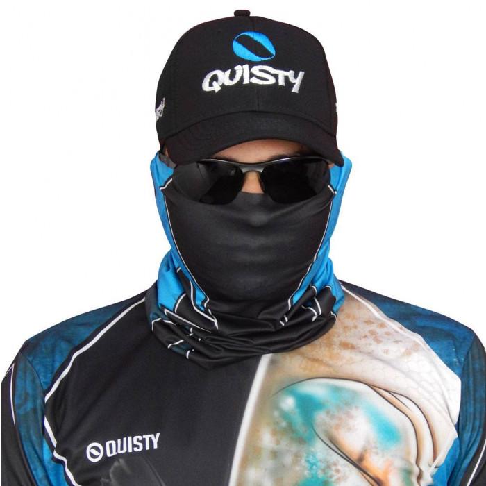 Máscara de Proteção Solar Carpa Cabeçuda Fisgada Forte DRY UV 50 PROTECTION
