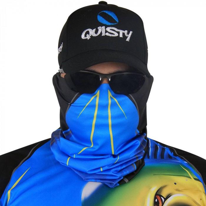 Máscara de Proteção Solar Dourado do Mar Fisgada Bruta UV PROTECTION