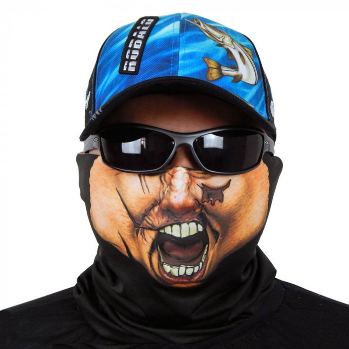 Máscara de Proteção Solar Zombie UV 50 PROTECTION Frente