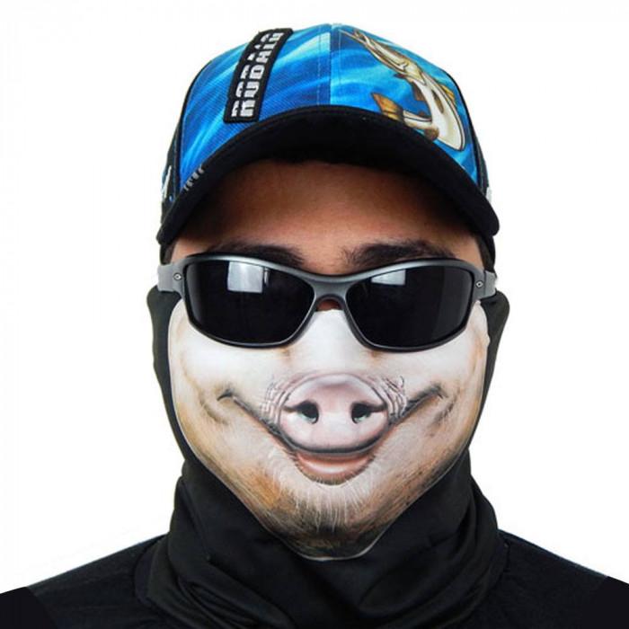 Máscara de Proteção Solar Porco UV 50 PROTECTION Frente