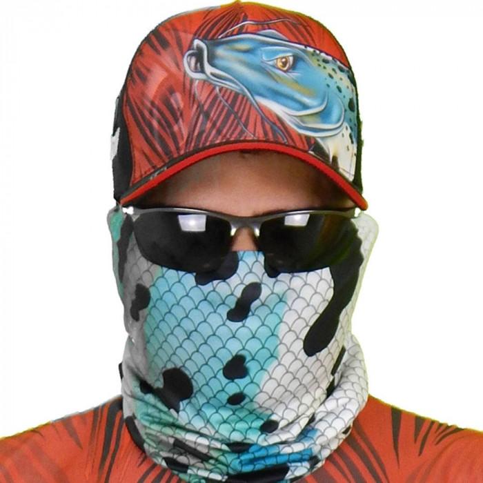 Máscara de Proteção Solar Pintado Moleque UV 50 PROTECTION - Pesca Esportiva