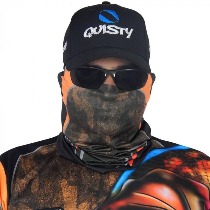 Máscara de Proteção Solar Traíra Força Bruta Fisgada Bruta DRY UV 50 PROTECTION