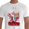 Karateca Chute Alto Shorin Ryu Faixa Azul 4 Kyu Quem Pratica Sabe a Força que Tem