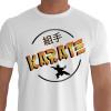 Camiseta - Karatê - Lutador Técnica de Soco Haito Uti