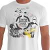 Camiseta - Mergulho - Corra pra ver Enquanto Eles Ainda Não Foram Extintos Natureza Aquática Frente Branca