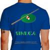 Camiseta FQ DS Sinuca - azul