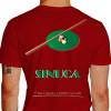 Camiseta FQ DS Sinuca - vermelha