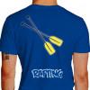 camiseta hgf rafting - azul