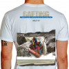 Camiseta INST BB Rafting  - branca
