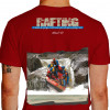 Camiseta INST BB Rafting  - vermelha