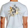 Camiseta - Corrida - Largada Atletismo Frase Correre Per Non Rolare Frente Costas