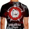 Camiseta - Jiu-Jitsu - Quem é de Verdade Sabe Quem é de Mentira - Costas