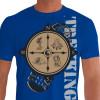 Camiseta - Trekking - This is Living Frente Azul
