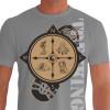 Camiseta - Trekking - This is Living Frente Cinza