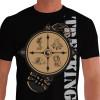 Camiseta - Trekking - This is Living Frente Preta